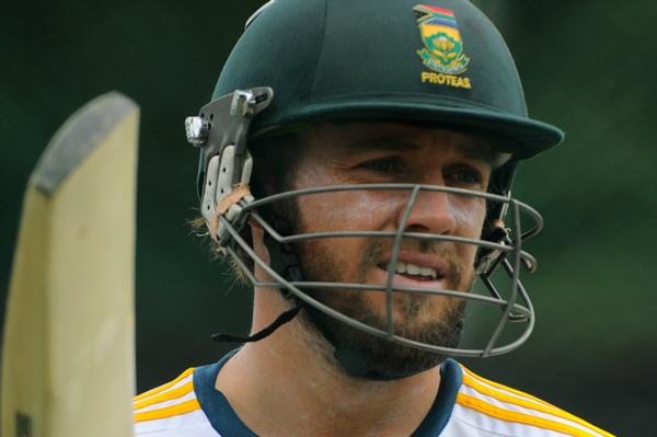 FILE PICTURE: AB de Villiers. Picture: AFP PHOTO