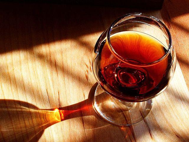 A nice glass of tawny (Credit: Jon Sullivan/Wikimedia Commons)
