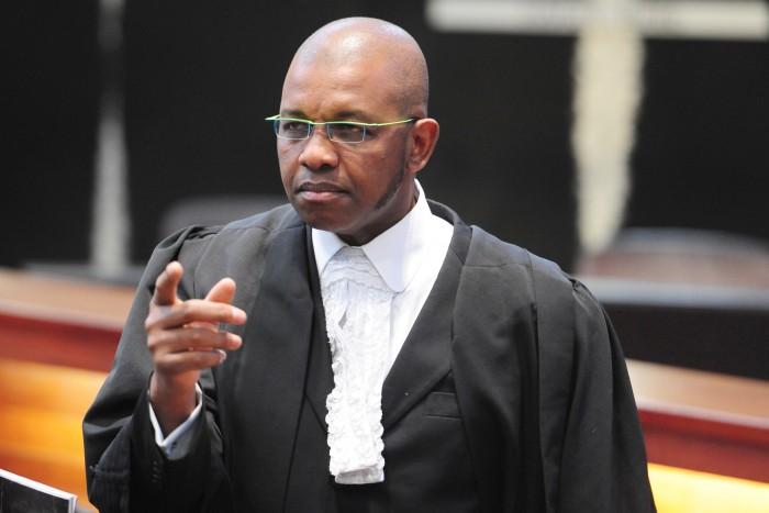 Secret ballot application not about separation of powers, Mpofu tells court