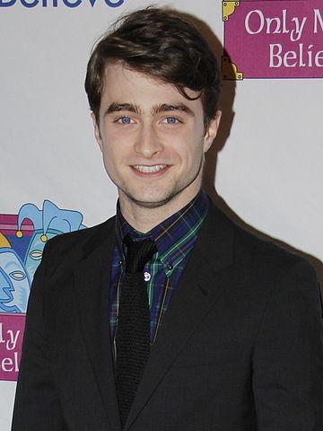 Daniel Radcliffe. Photo: Wikimedia Commons (Joella Marano)