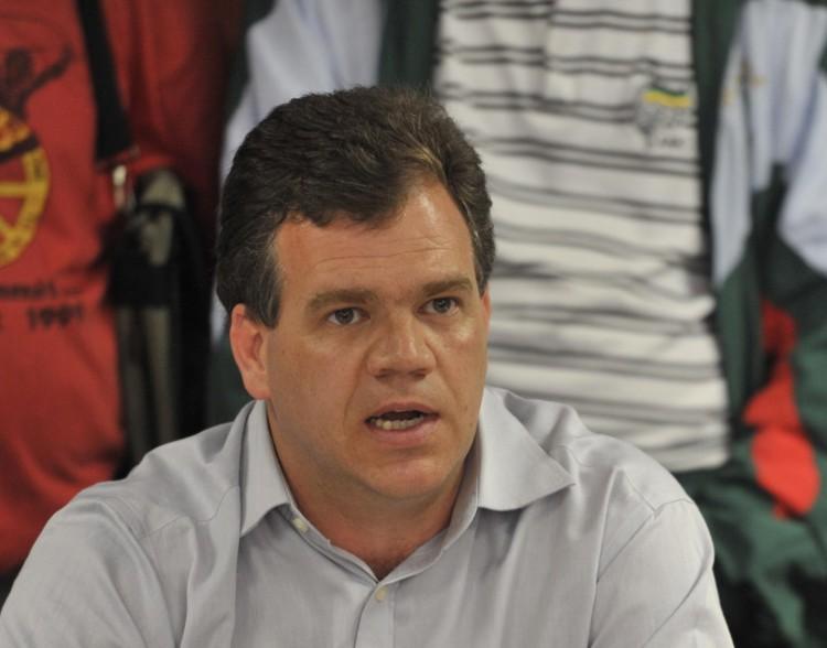FILE PICTURE: Gideon du Plessis. Picture: Petros Rapule.