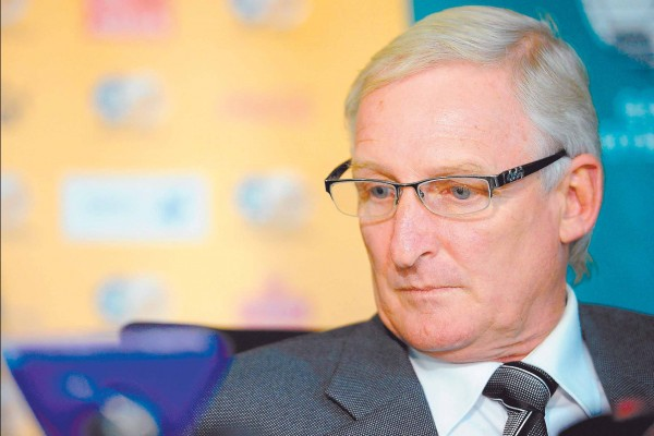FILE PICTURE: Gordon Igesund. Picture: Chris Ricco.