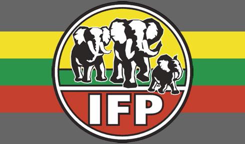 Inkatha Freedom Party (IFP) logo. Supplied Image.