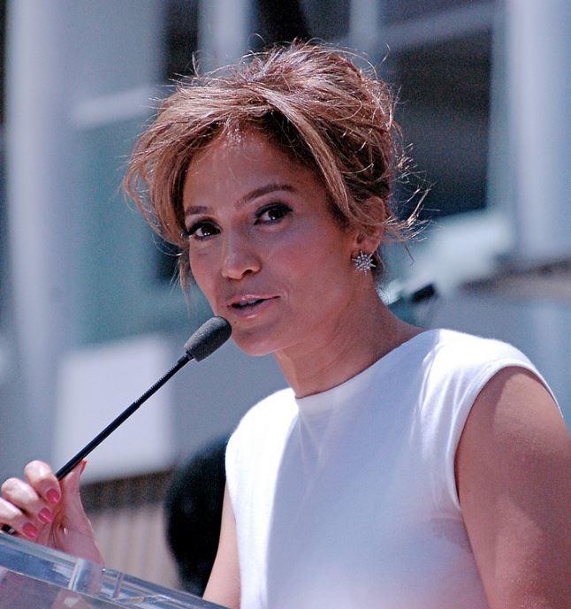 Jennifer Lopez.. Image courtesy:  Wikimedia commons (Angela George).