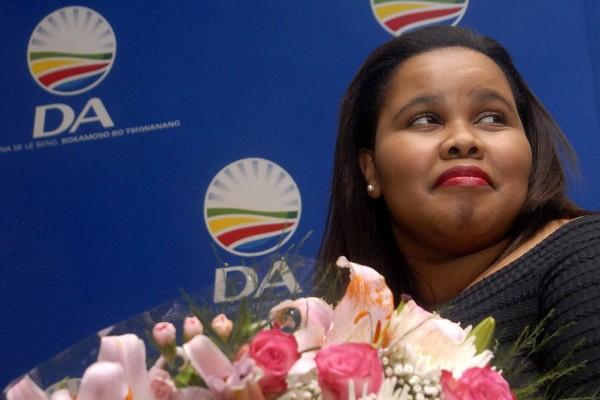 Lindiwe Mazibuko. Picture: Lucky Mofokeng
