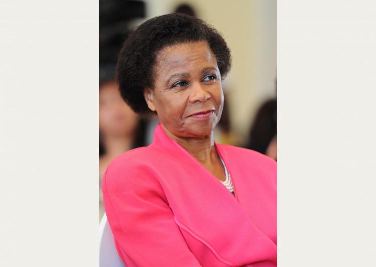 FILE PICTURE: Agang SA leader Mamphela Ramphele. Picture: Michel Bega.