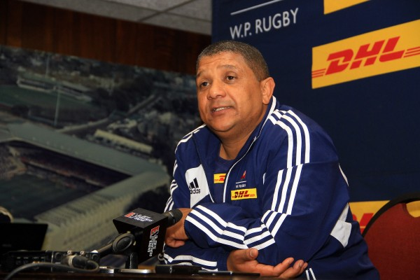 Allister Coetzee. File picture: Ziyaad Douglas/Gallo Images