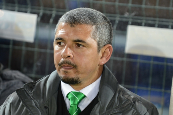 Clinton Larsen of Bloemfontein Celtic. (Photo by Lefty Shivambu/Gallo Images)