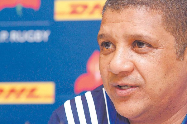 File picture: Western Province coach Allister Coetzee. Picture: Shaun Roy / Gallo Images