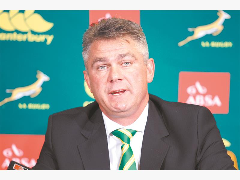 SELECTION: South African coach Heyneke Meyer addresses the media during the Springbok squad announcement for the Rugby Championships. Picture: Gallo Images