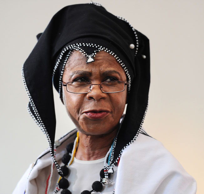 FILE PICTURE: Activist and academic Mamphela Ramphele. Picture: Michel Bega