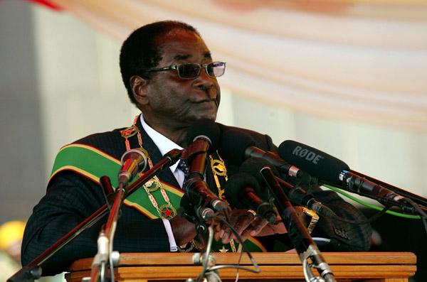FILE PICTURE: Zimbabwe President Robert Mugabe. Picture: AFP PHOTO