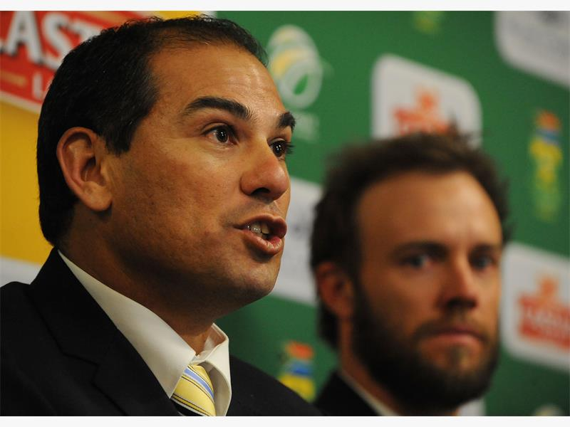LOUD AND CLEAR. Proteas coach Russell Domingo. Picture: Gallo Images