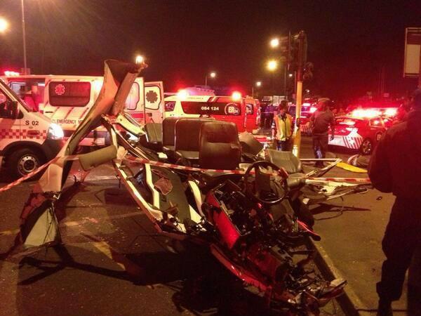 'Ban trucks' from Pinetown crash intersection