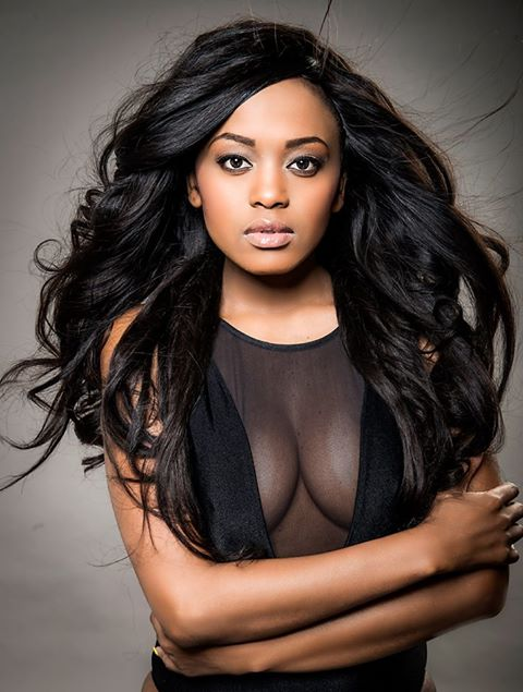 Lerato Kganyago is nominated in the fag hag of the year category. Image courtesy Divine Divas