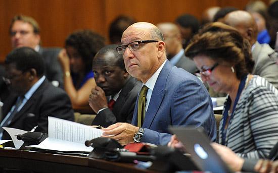 Former minister of finance Trevor Manuel. Picture: Kopano Tlape/GCIS