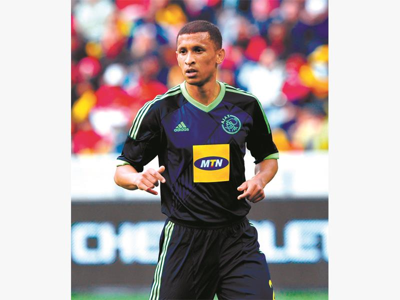 COMEBACK. Ajax Cape Town's Nazeer Allie is set to make his return from injury. Picture: Backpagepix.