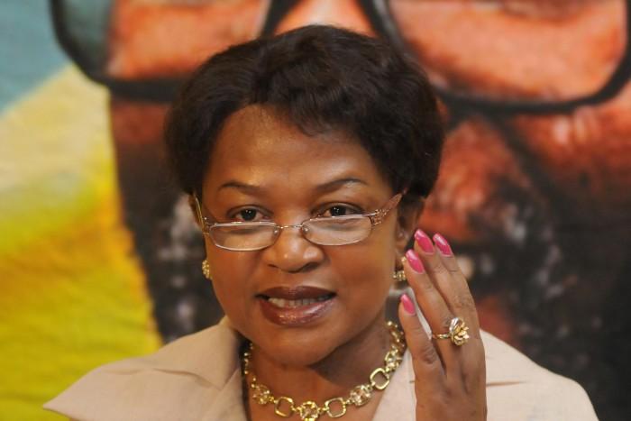 Baleka Mbete. Picture: Refilwe Modise
