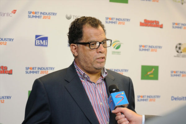FILE PICTURE: Safa President  Danny Jordaan. Picture: Lefty Shivambu / Gallo Images.