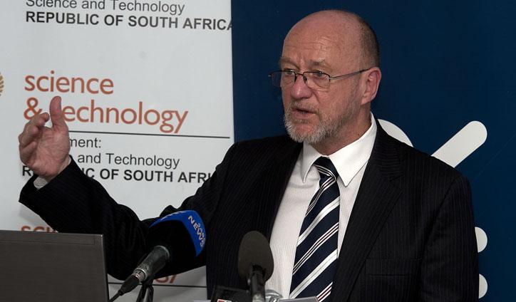 The former Minister of Tourism Mr Derek Hanekom. Picture: Christine Vermooten