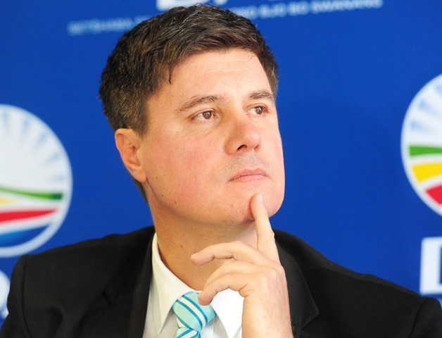 FILE PICTURE: Democratic Alliance MP Ian Ollis. Picture: Tracy Lee Stark