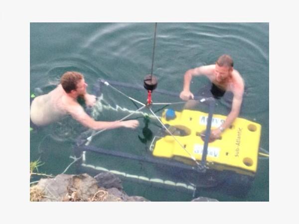 Hefty reward for missing marine vehicle