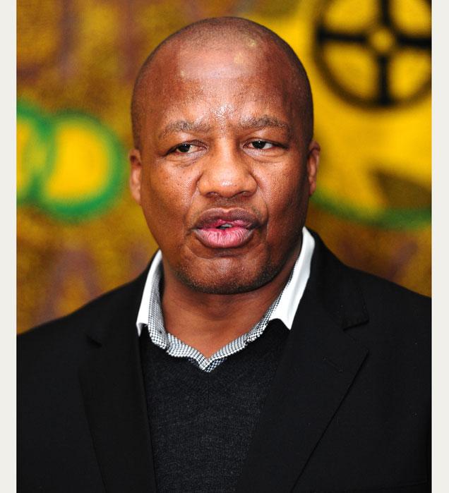 FILE PICTURE: ANC spokesperson Jackson Mthembu. Picture: Neil McCartney.