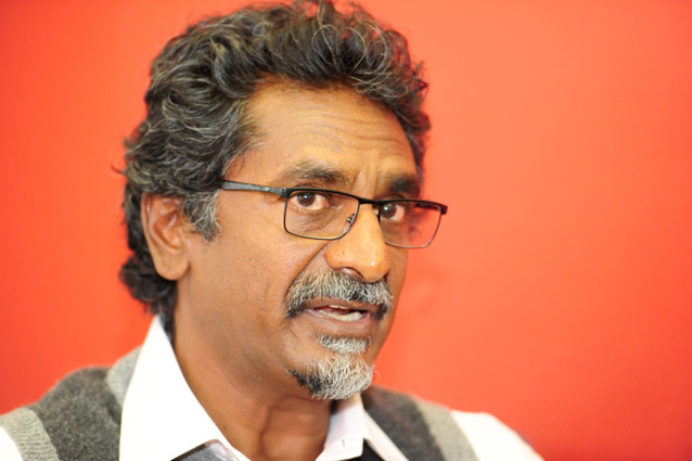 FILE PICTURE: Jay Naidoo. Picture: Tracy Lee Stark