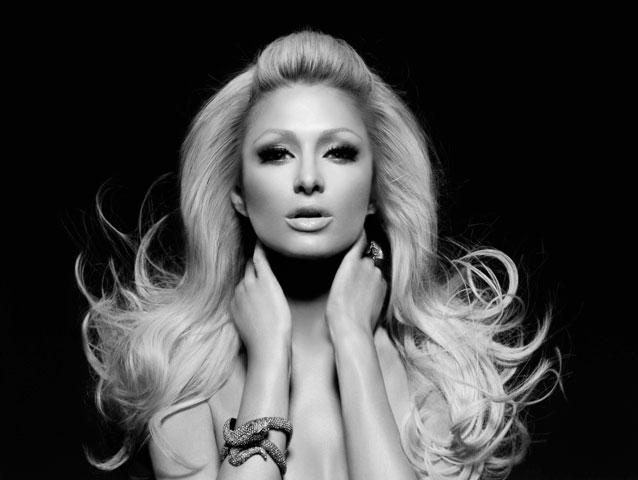 Paris Hilton gives shout out to SA conceptual artist