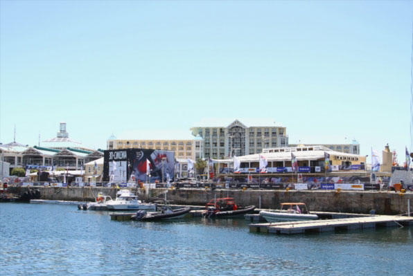 FILE PICTURE: A general view of the V&A Waterfront. Photo by Ashley Vlotman / Gallo Images