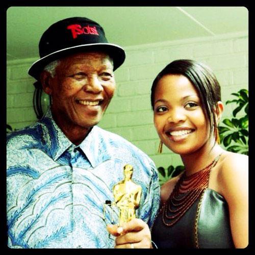 Mandela film receives rave reviews