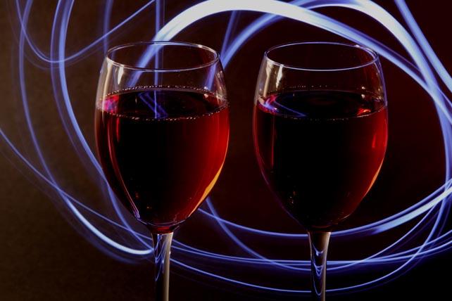 When wine meets sport