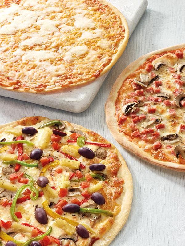 five forces on debonairs pizza