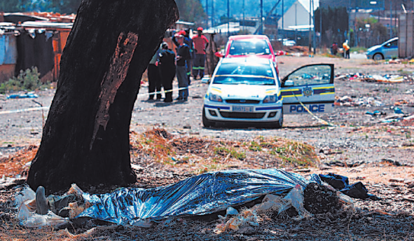 Residents apathetic to dead miner