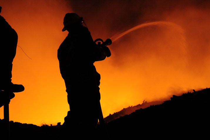 City puts our lives at risk: firefighters