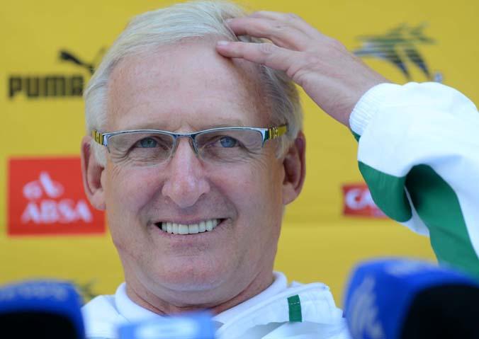 Gordon purrs after Bafana win