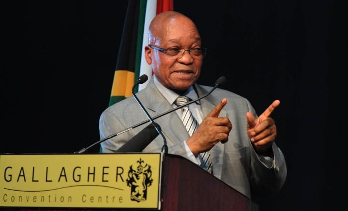 Apathy towards Zuma speech