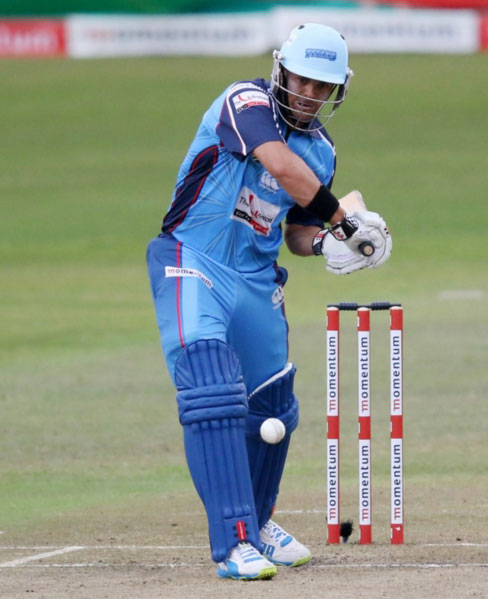 FILE PIC: Jacques Rudolph of the Titans bats during the Momentum One Day Cup match between Sunfoil Dolphins and Unlimited Titans at Sahara Stadium Kingsmead on October 20, 2013 in Durban, South Africa. (Photo by Anesh Debiky/Gallo Images)