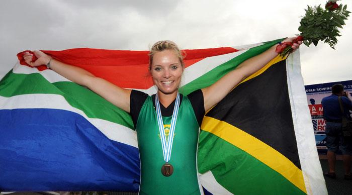Kirsten McCann of South Africa