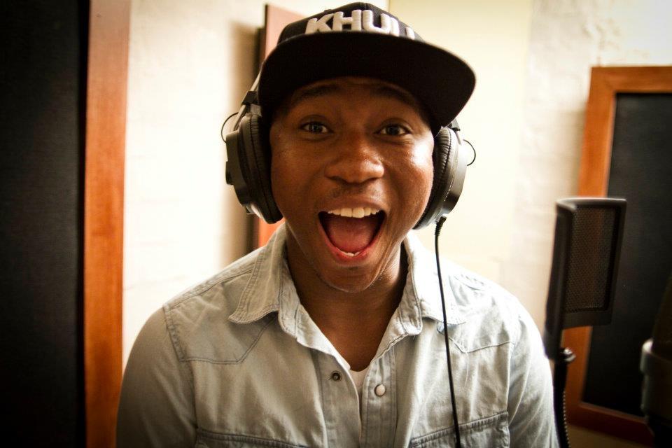 Hip-hop artist Khuli Chana. Picture supplied