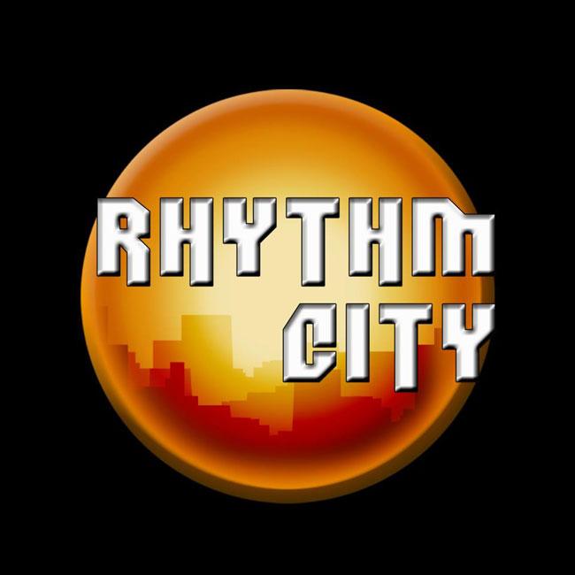 Rhythm City logo. Image courtesy of Facebook.com