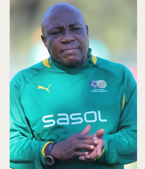 Can Shakes find a path to AFCON 2015?