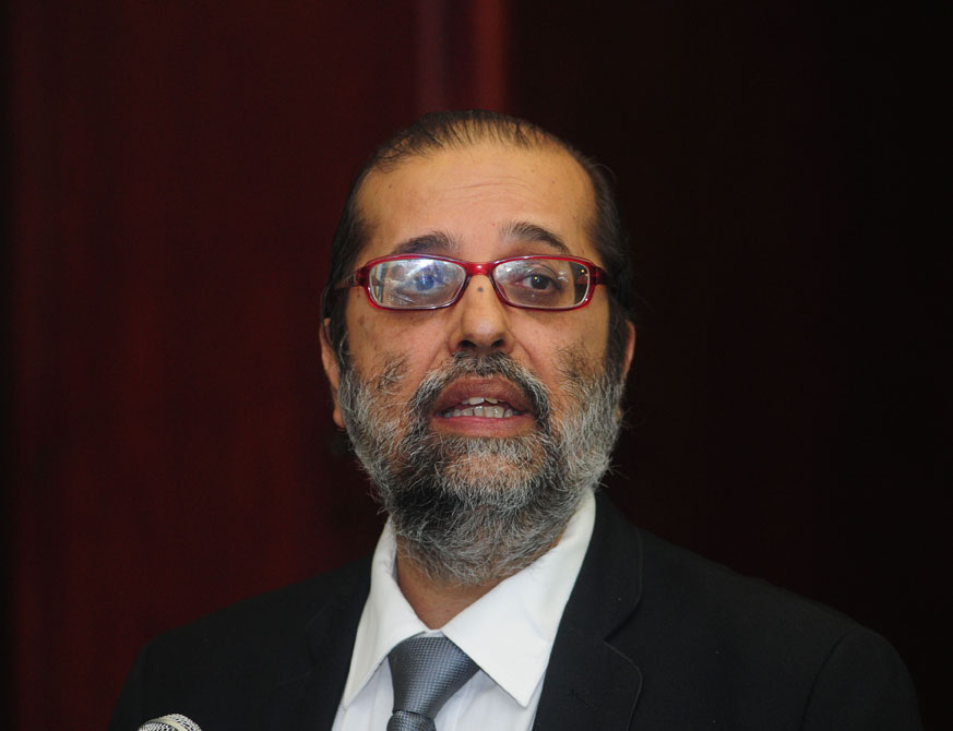 FILE PICTURE: Former Communications Minister Yunus Carrim. Picture: Refilwe Modise.
