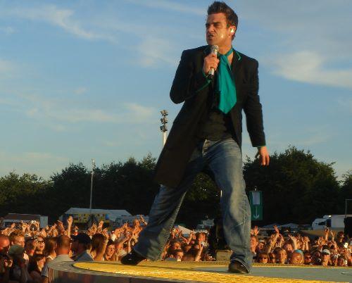 Robbie Williams. Image courtesy: Wikimedia Commons (Jacqueline Sanfilippo)