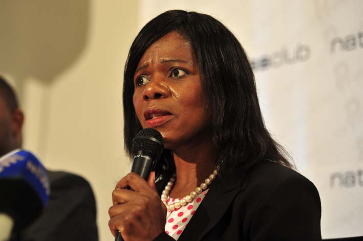 FILE PICTURE: Former Public Protector Thuli Madonsela. Picture: Christine Vermooten