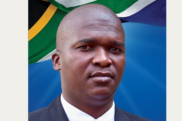 KZN DA provincial leader Sizwe Mchunu. Picture courtesy of www.da.org.za