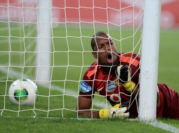 Bafana lose Khune for Nigeria decider