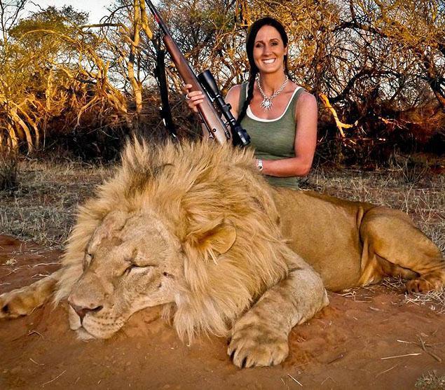 No SA ban for 'hardcore huntress'