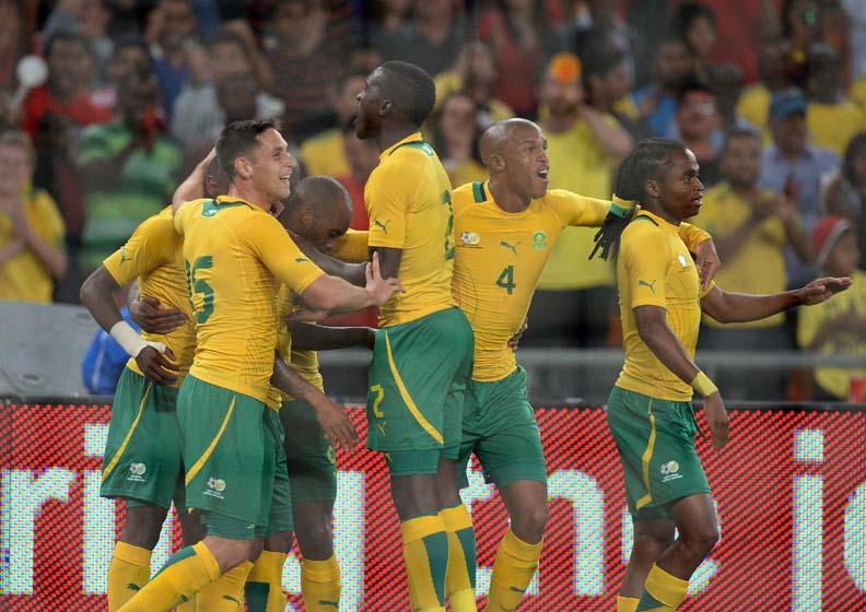 Bafana to face their nemesis