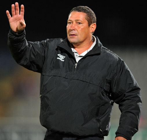 Tuks coach: Steve Barker